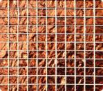 Byzantium Copper Mosaic Tile